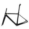 newest and high quality 700C road carbon bike frame T800 di2 compatible carbon aero road frame