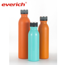 Colorful Wholesale Workout Stainless Steel Canteen Water Bottle With Custom Logo