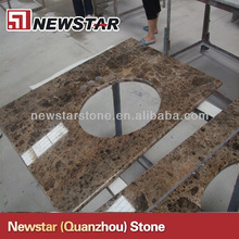 Newstar cheap porcelain bathroom vanity tops