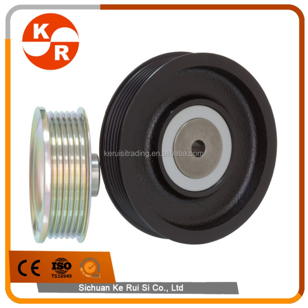 KR pulley wheels with bearings for mitsubishi <strong>l200</strong> hardtop Damping pulley