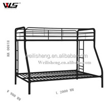 China manufacture military metal frame bunk beds for adult