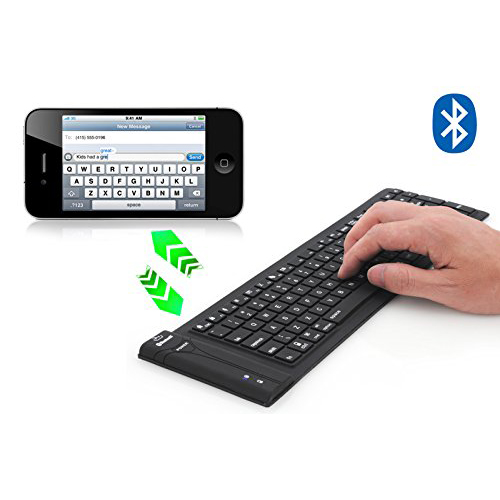 Roll up Waterproof Keyboard Portable Wireless Bluetooth Foldable Silicone for Apple iPad 1 2 3 4 iPad Mini