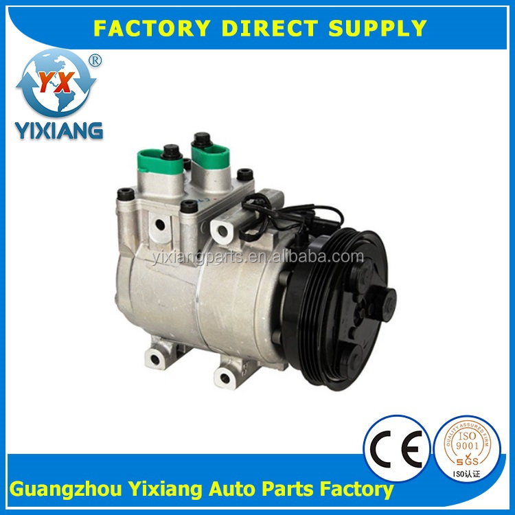 OE# 0K30A61450F 0K30A61450E 0K30A61450D Car AC Compressor For Kia Rio