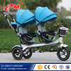 Wholesale high quality best price hot sale child tricycle/CE kids tricycle/baby tricycle children two seats baby tricycle price