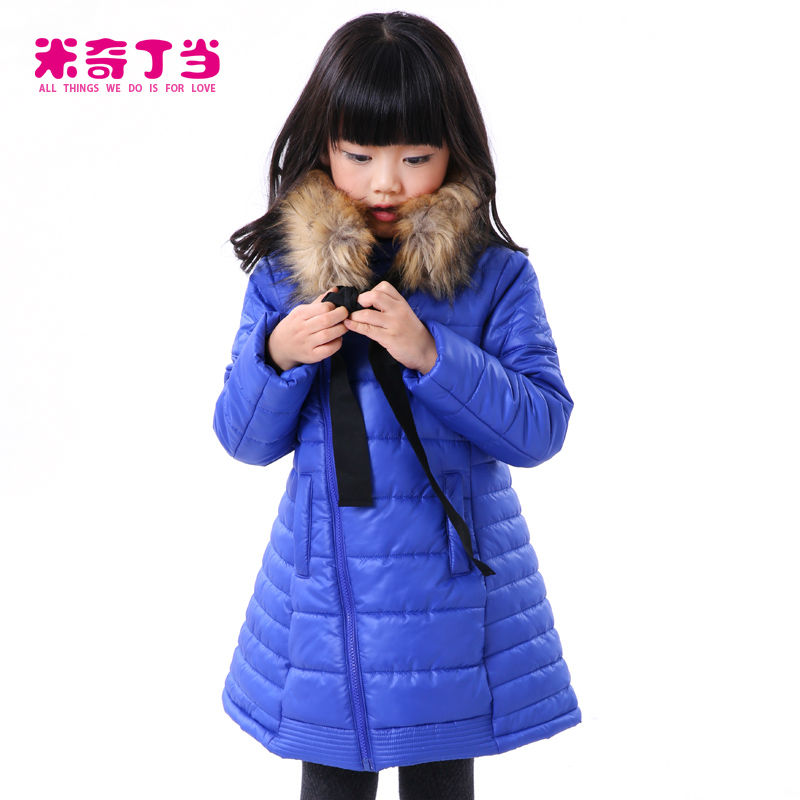 2014 Factory A Line Girls Unique Design Down Coat Clothing Suppliers For Boutiques Kids Winter Clothes