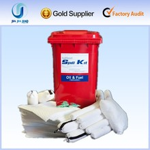 100% pp 240L oil-only spill kits(emergency response) For Safety Equipment hot sales