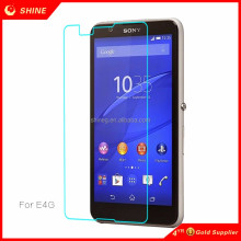 antifingerprint 9h tempered glass for Sony Ericsson W715, screen protector for mobile phone