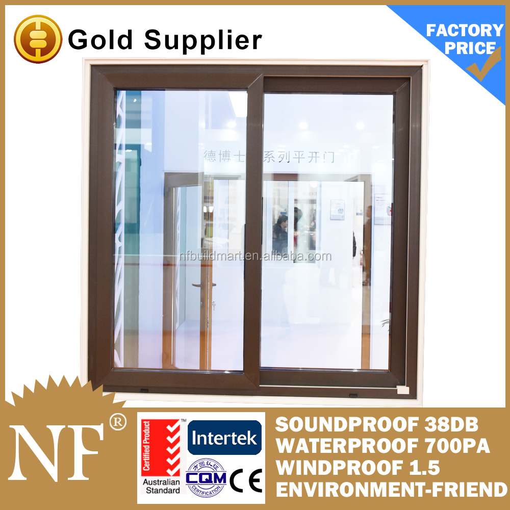 single pane sliding windows
