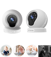 Black Network IP P2p WiFi wireless wifi ip camera with micro sd card slot