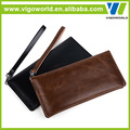 Vigoworld Fashion hand carry fold wallet phone case with card slots and money pocket