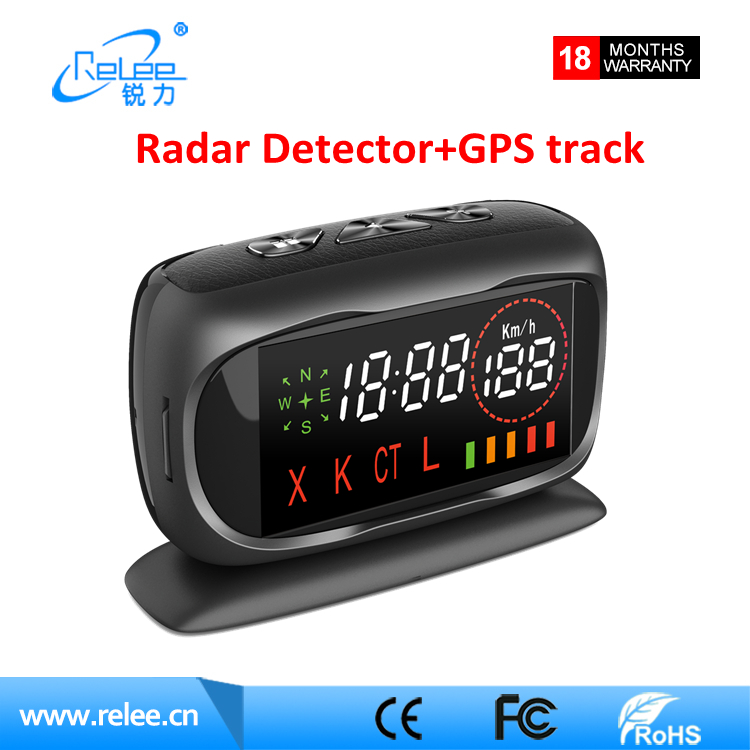Best anti radar car detector price early warning ultrasonic car radar built in gps laser radar detector for Russia