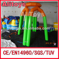 inflatable mini basketball water games attractive inflatable games