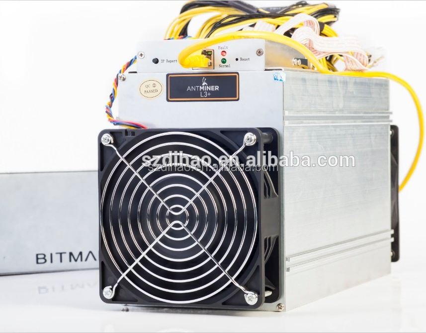 DIHAO AntMiner D3 DASH Miner 15GH/s APW3++ PSU Included