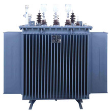 Long service life s11 three phase 1600 kva 20kv oil immersed power transformer