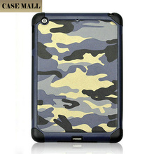 CaseMall cover for ipad mini 2 Leather + Silicone Cover for iPad Mini ,for ipad mini 2 case with 2 in 1 style
