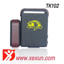 original XEXUN TK102 mini gps personal locator children gps tracker TK102 newest sirf4 chip
