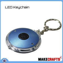 LK-Aj(163) Super absorbent embossed mini fan with keychain with customized logo custom led keychain