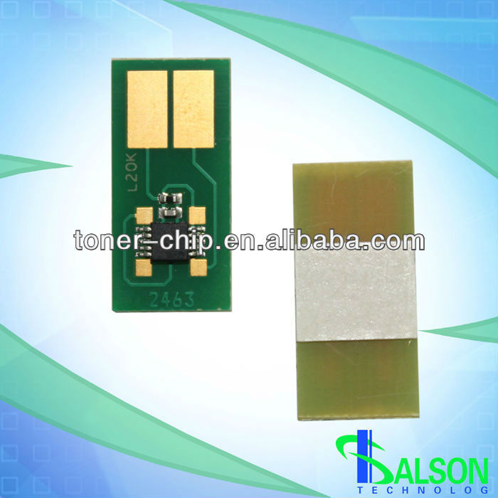 factory deirectly supply refill toner chip for lexmark c520n c530n laser printer china supplier