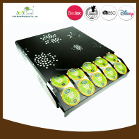 2015 hot sale k-cup coffee capsule storage drawer box