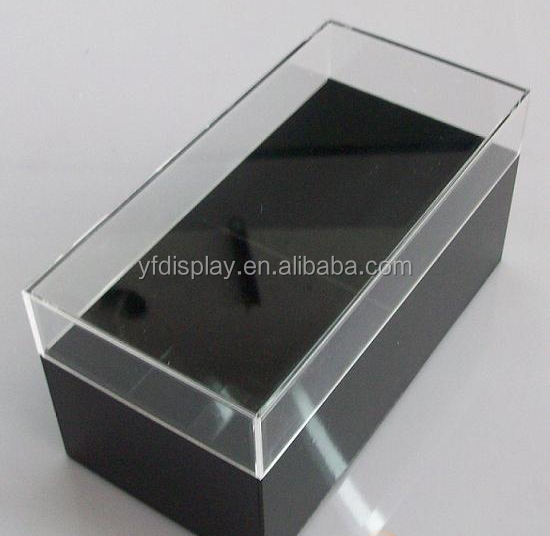 hot sale high quality wedding candy clear acrylic box gift