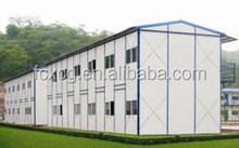 Foldable Prefabricated Bunk House for Construction Site