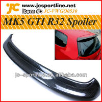 MK5 GTI R32 Carbon Roof Spoiler For Golf 5 V