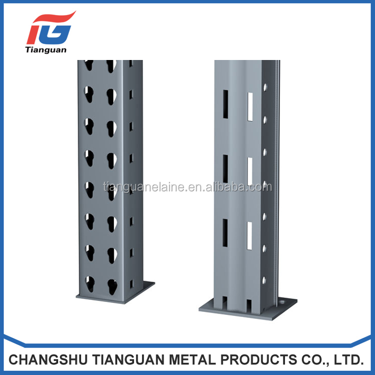 Best quality warehouse racking lean pipe , Tianguan