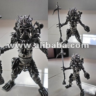 Metal Robot Toy(JR6C)