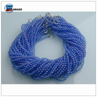 Wholesale fashion glass beads crystal hanging crystal bead in bulk
