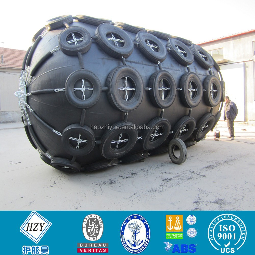 Sling type floating pneumatic rubber marine fender price