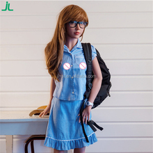 Top Quality 155cm Silicone Sex Dolls Vagina Real Pussy Love Dolls Japanese Adult Anal Dolls For Male