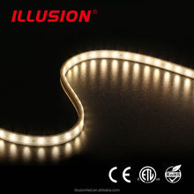 Chinese factory IP65 SMD 2835 led strip AC120v 220v 18w/m led flexible strip light with ETL