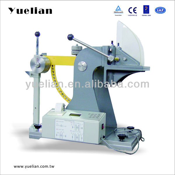 paperboard pierce strength tester