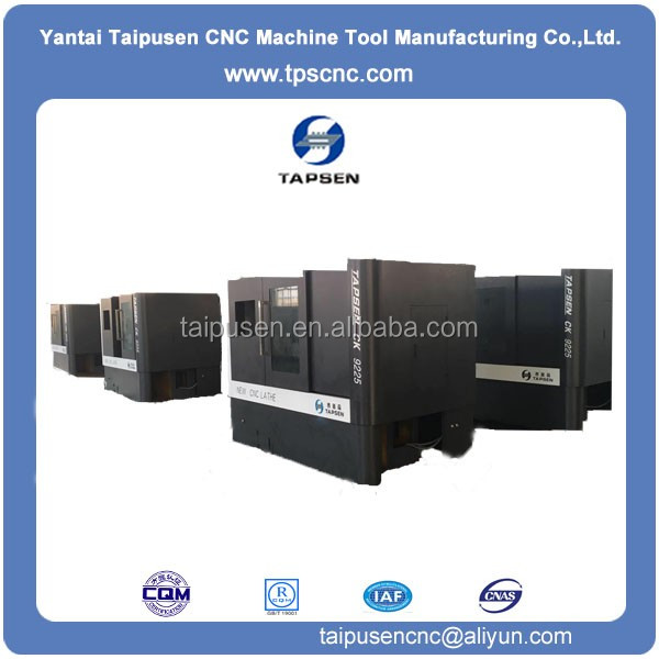 CNC Machine Tool with Chip Conveyor