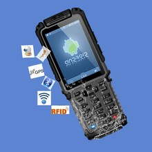 Android data collector barcode scanner PDA TS-901 with WIFI / GPRS / GPS / 3G for logistics & warehouse