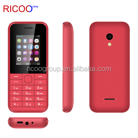 Mini 225 gsm cell phone low price china mobile phone with original brand and original box