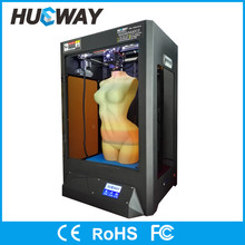 2016 Power-off Protection Reprap 3D Printer Machine Metal Manufacturer Hueway 3D Sale