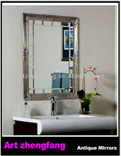 Modern home decoration make up shaving mirror