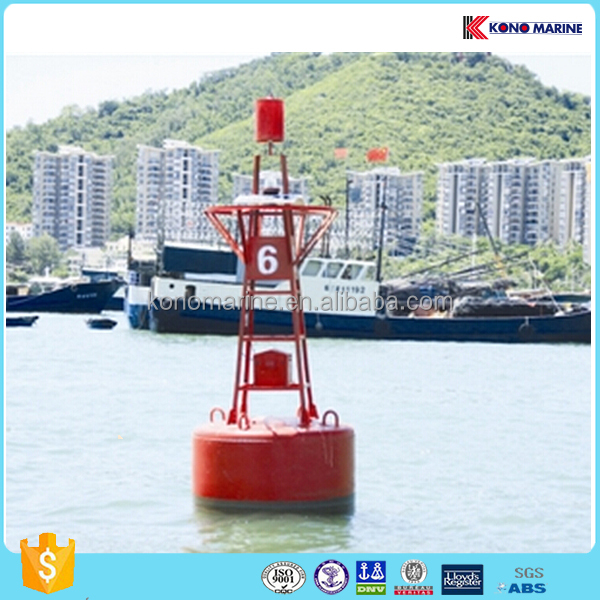 Marine Steel Plates Navigation Mooring Buoys For Hot-Sale