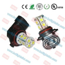 High quality 9006 led bulb 9005 led fog light h11 h8 car led lamp h4 h7 with ce and rohns certificate