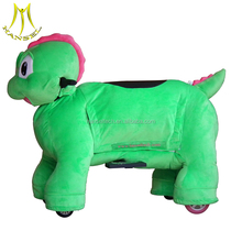 Hansel children play games battery operated plush animal electric scooter