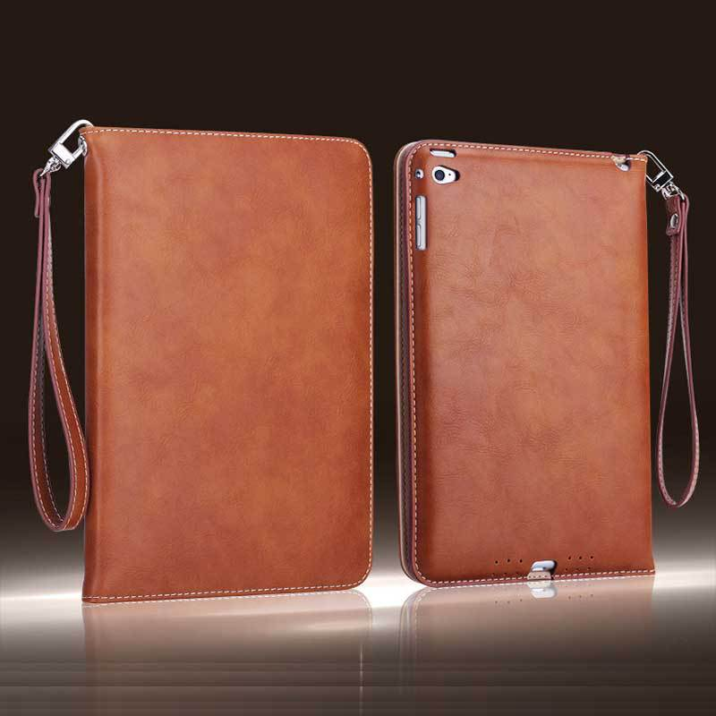 New Premium PU leather flip cover Hot Selling Tablet Leather Retro Scrub Case For <strong>IPad</strong> Pro10.5