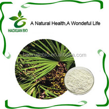 Natural saw palmetto extract/fatty acid 25% 45% 85% cas no. 84604-15-9