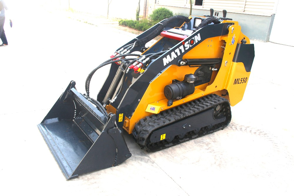50HP MINI SKID STEER LOADER