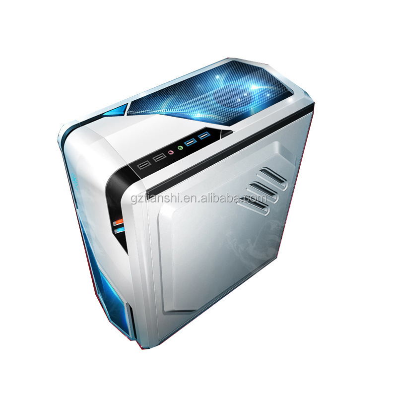 High quality ATX Form Factor and Desktop Application ATX gaming computer case