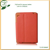 for ipad case leather genuine,different material can be used for the case,gorgeous stylish perfect design for ipad mini case