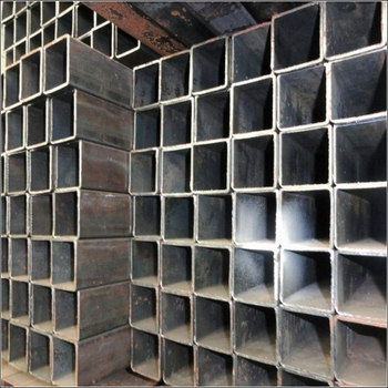 Hot Rolled Rectangular hollow section with grade S275JR S355JR hollow section pipe