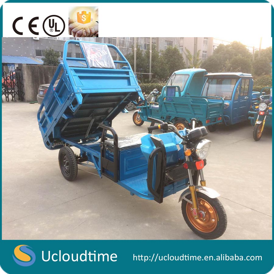 Cargo Use For and 800 - 1200W Power 2017 Cargo electric Tricycle