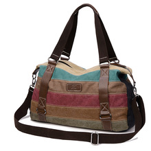 Canvas rucksuck Crossbody Hobo Sling tote handbag for women&ladies