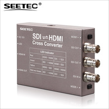 SEETEC HDMI switcher broadcast 1080p sd to hd converter